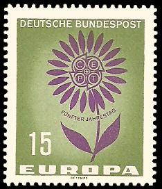 Europamarke 1964 Briefmarke Brd