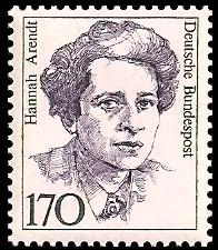 170 Pf Briefmarke: Frauen der deutschen Geschichte