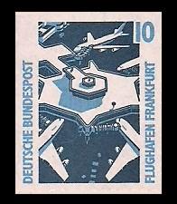 10 Pf Briefmarke: Serie Sehenswürdigkeiten