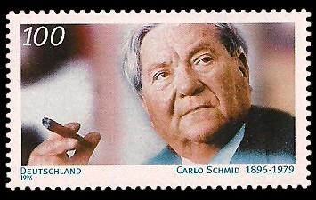 Carlo Schmid Studentenbewegung 1968