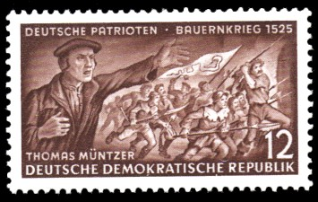 Deutsche Patrioten, Thomas Müntzer