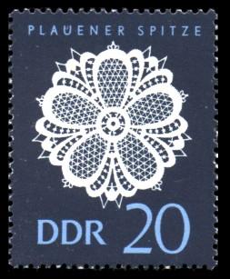 20 Pf Briefmarke: Plauener Spitze