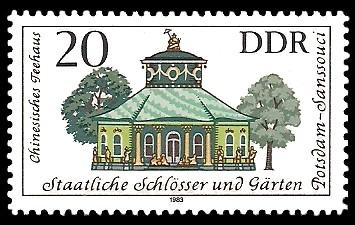 Staatliche Schlösser Und Gärten Potsdam Sanssouci Chinesisches
