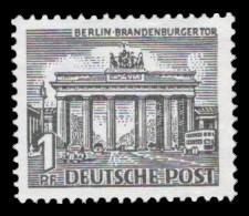 1 Pf Briefmarke: Berliner Bauten