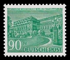 90 Pf Briefmarke: Berliner Bauten