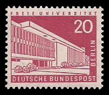 20 Pf Briefmarke: Berliner Bauten