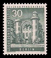 30 Pf Briefmarke: Berliner Bauten