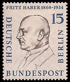 15 Pf Briefmarke: Berühmte Männer Berlins