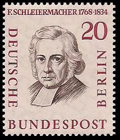 20 Pf Briefmarke: Berühmte Männer Berlins