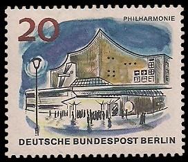 20 Pf Briefmarke: Neues Berlin