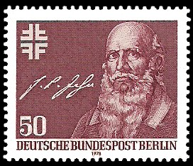 50 Pf Briefmarke: 200. Geburtstag Friedrich Ludwig Jahn