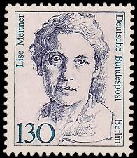 130 Pf Briefmarke: Frauen der deutschen Geschichte