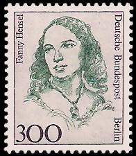 300 Pf Briefmarke: Frauen der deutschen Geschichte