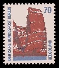 70 Pf Briefmarke: Serie Sehenswürdigkeiten